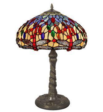 lamparas de libelulas